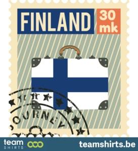 Suomi finland postimerkki