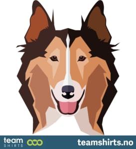 animals vectorstock 5433709 Dog Face 008 Langhaarc