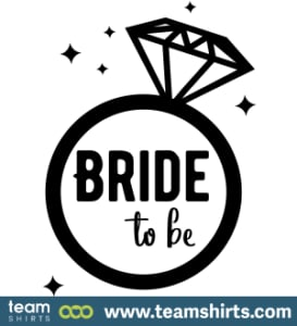 5504 Bride to be