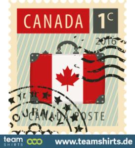 Stempel Kanada