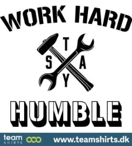 hart arbeiten