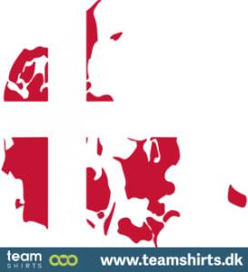 DENMARK SILHOUETTE COLOURED