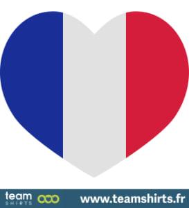 Liebe französischen Fußball
