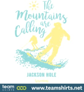 Snowboard Ski Jackson Hole Wyoming