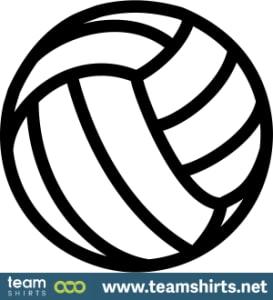 Volleyball-Linie