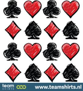 Spielkarten Muster