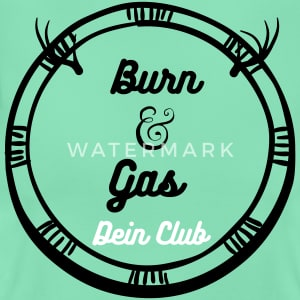 BURN AND GAS