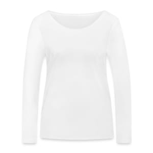 Økologisk Stanley & Stella langærmet T-shirt til damer