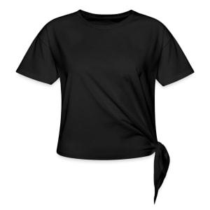 Knute-T-skjorte for kvinner