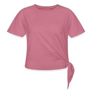 Dame knot-shirt