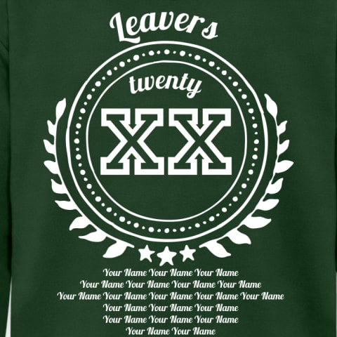 Leavers 3