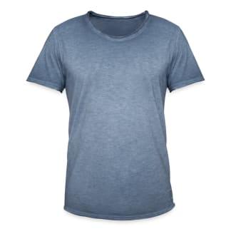 Herre vintage T-shirt