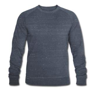 Mannen bio sweatshirt