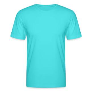 Herre T-shirt fra Bella + Canvas