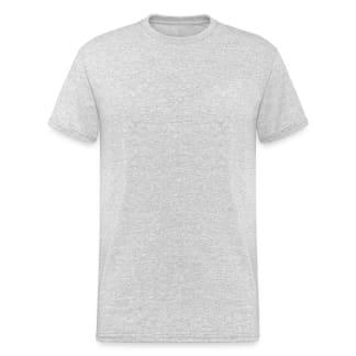 Mannen Gildan Heavy T-shirt