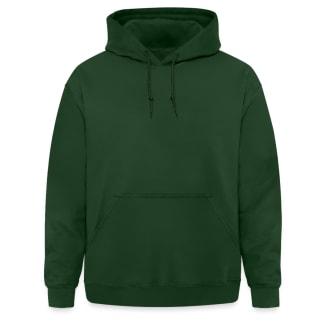Männer Hooded Sweater von Gildan
