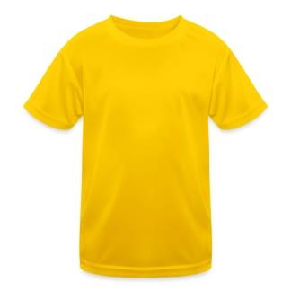 Kinder Funktions-T-Shirt