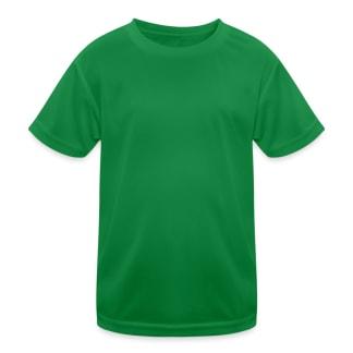 Funksjons-T-skjorte for barn
