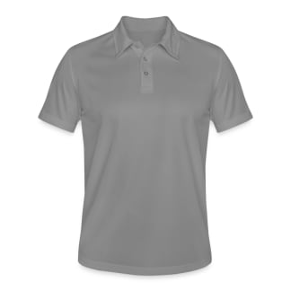 Men's Breathable Polo Shirt TS