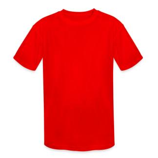 Kids' Moisture Wicking Performance T-Shirt