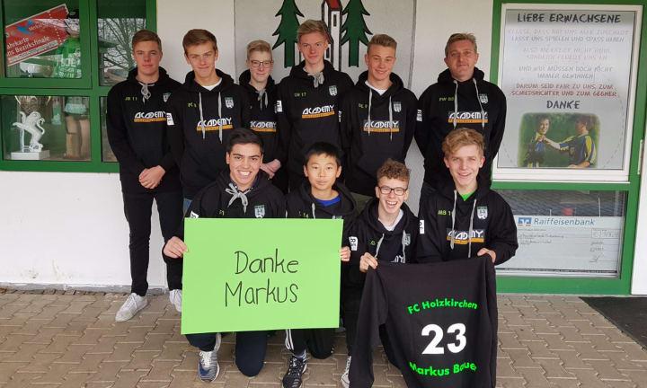 FC Holzkirchen B2 Jugend