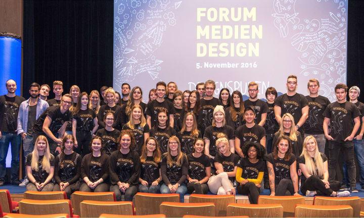 Forum Medien Design et leurs t-shirts personnalisés