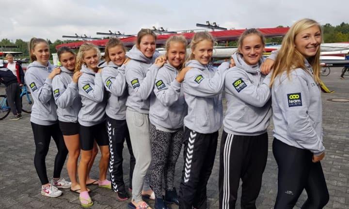Club de canoë NRW et leurs sweats personnalisés