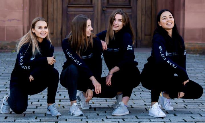 Uni Mannheim Euromaster Team in TeamShirts Hoodies