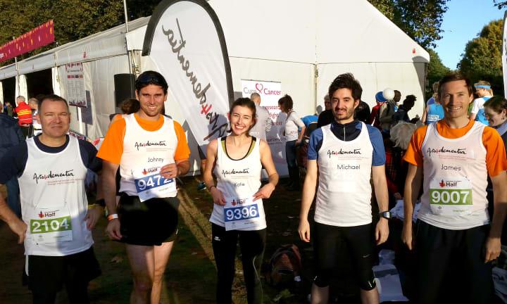 Les coureurs et leurs t shirts running personnalisé