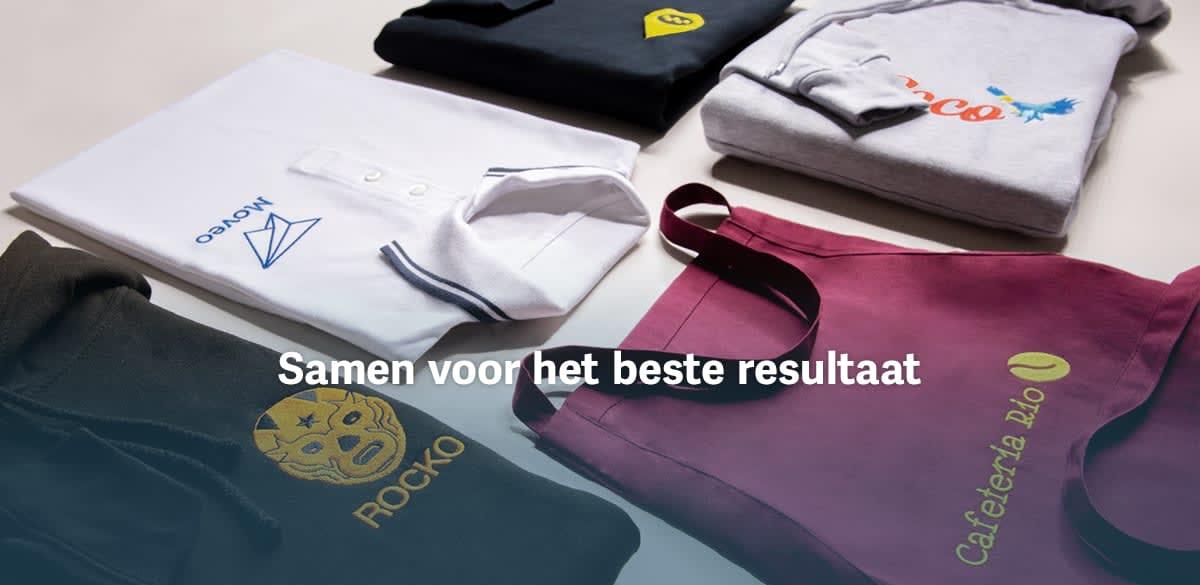 borduren op kleding