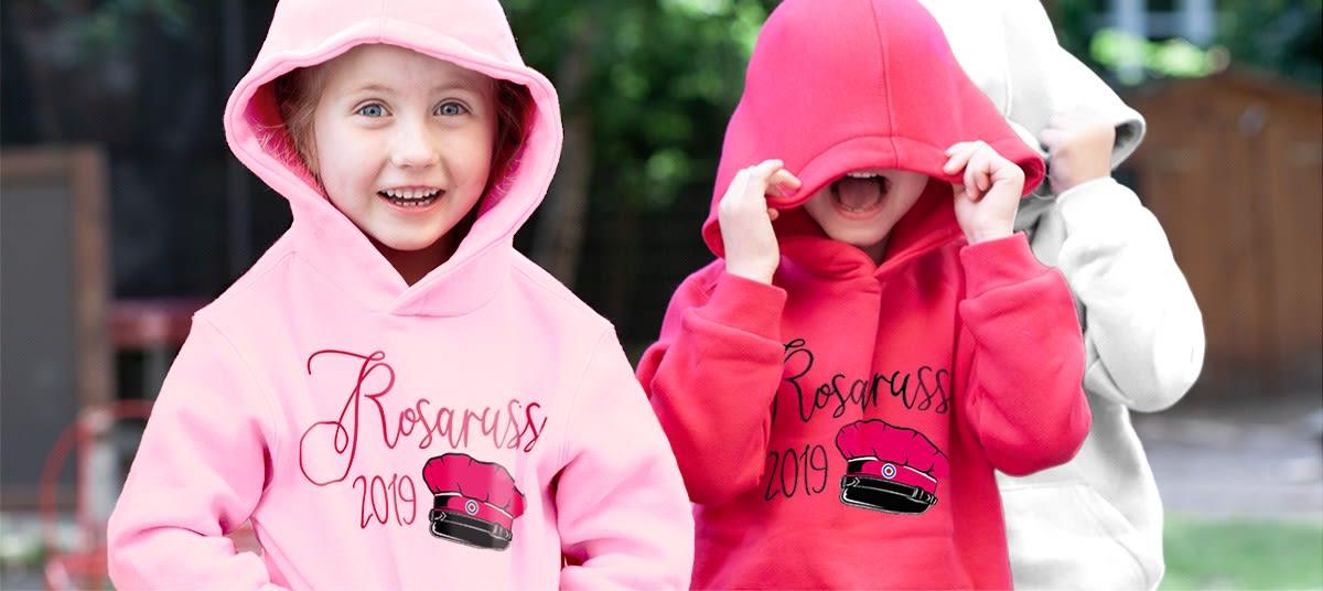 Klær til rosaruss