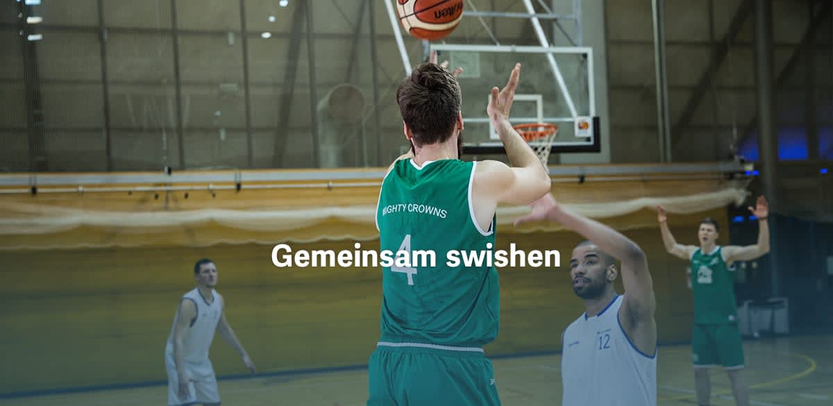 Basketball Trikots bedrucken