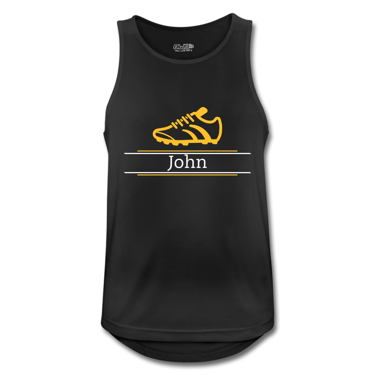 Create your own Running Vests