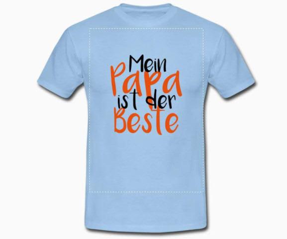 Familien T-Shirts bedrucken