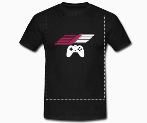 Gamer Shirts gestalten