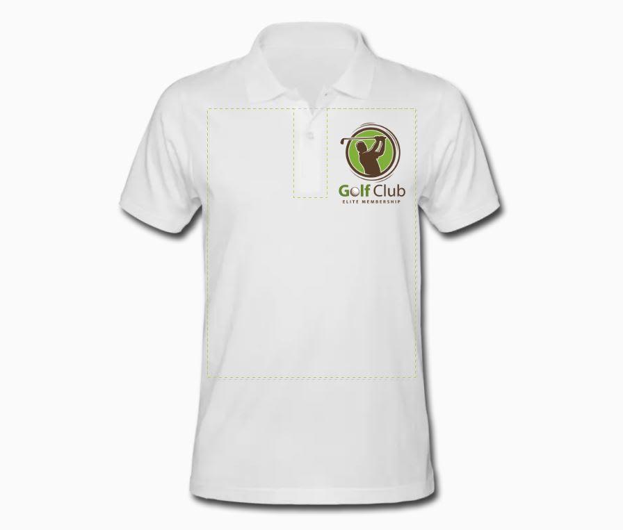 Golf Shirts bedrucken