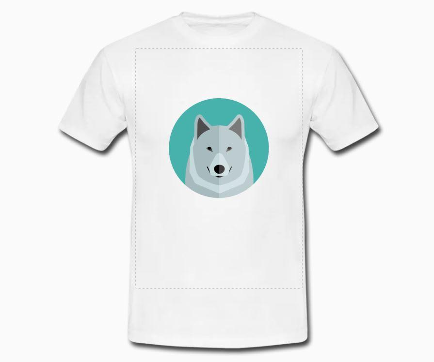 Slik designer du T-skjorter