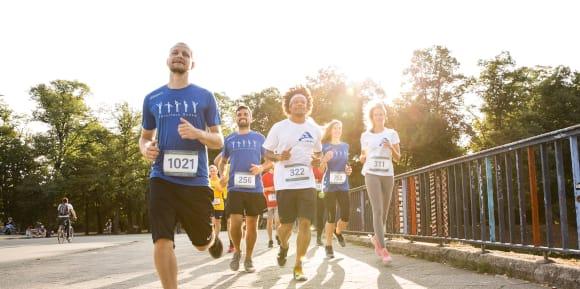Trykk på treningstights og løpeklær