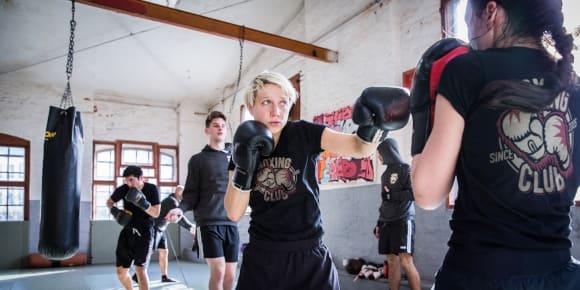 Custom fight sports shirts
