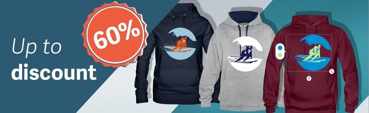 Personalised Hoodies & Jumpers Cheap