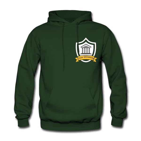 Personalised University Hoodies