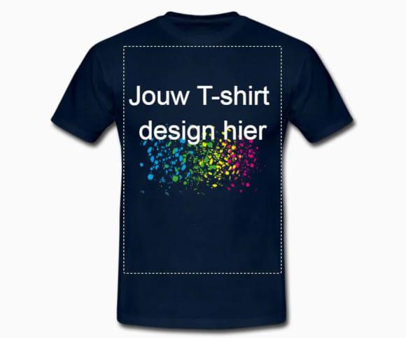 T-Shirt bedrukken goedkoop