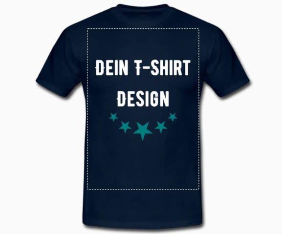 So gestaltest Du T-Shirts