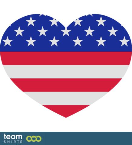 USA Herz