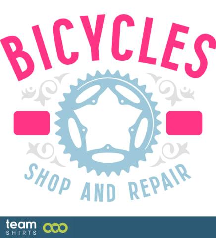 Fahrräder Shop und Reparatur Logo
