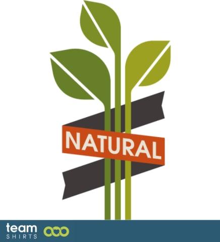 Natürliches Label