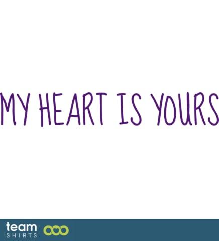 Mein Herz gehört dir