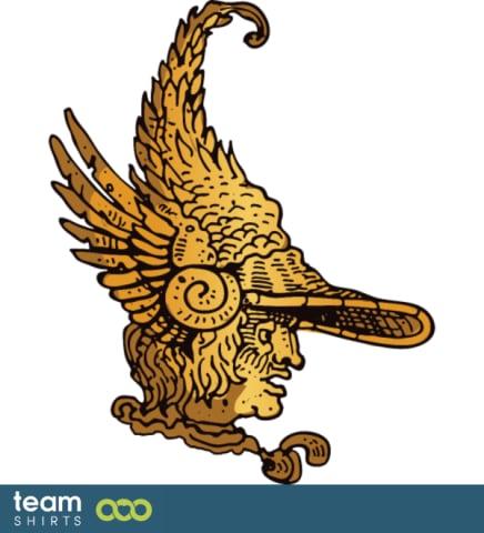 21 goldenen Vektorstock 271505