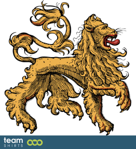 17 lion vectorstock 271505