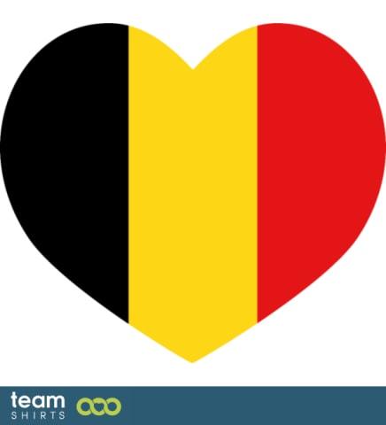 09 Fussball Belgien 08 png vectorstock 2369609